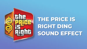 The Price is Right Ding Sound Effect download for free mp3
