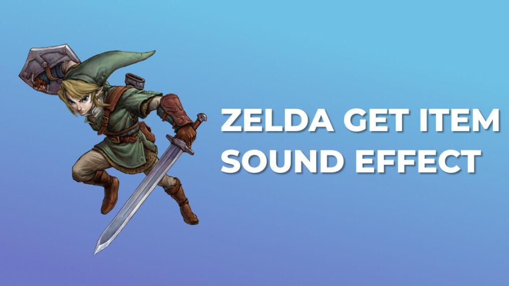 Zelda Get Item Sound Effect download for free mp3
