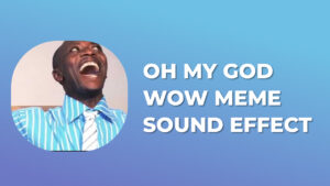 Oh My God Wow Meme Sound Effect download mp3