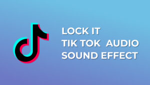 Charli XCX Unlock It - Tik Tok Audio Sound Effect