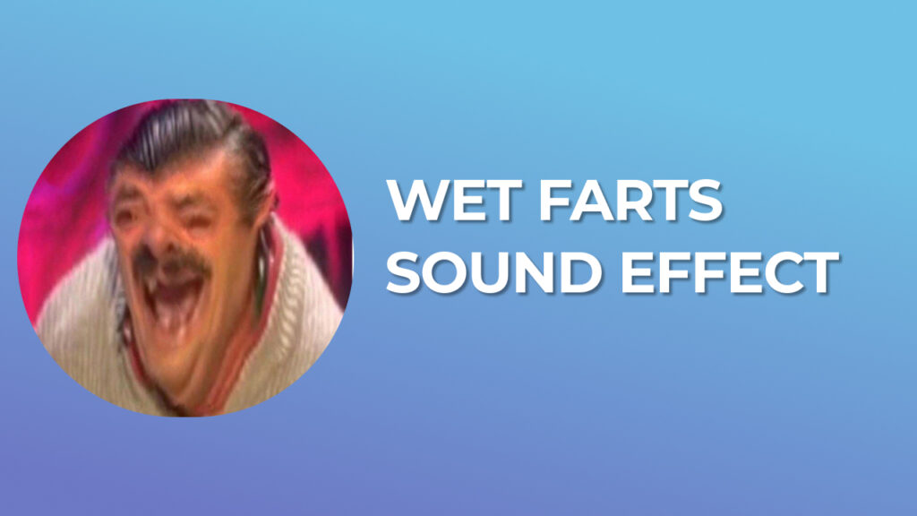 Wet Farts Sound Effect download for free mp3